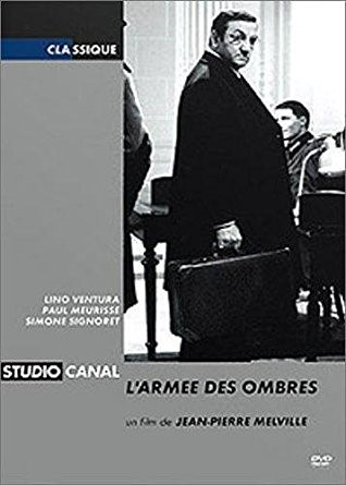 L' armée des ombres / Jean-Pierre Melville (réal)   Melville, Jean-Pierre ((1917-1973)). Metteur en scène ou réalisateur. Scénariste