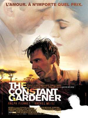 The Constant Gardener / Fernando Meirelles (réal) | Meirelles, Fernando ((1955 - ...)). Metteur en scène ou réalisateur
