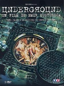 Underground / Emir Kusturica (réal)   Kusturica, Emir ((1954-...)). Metteur en scène ou réalisateur. Scénariste