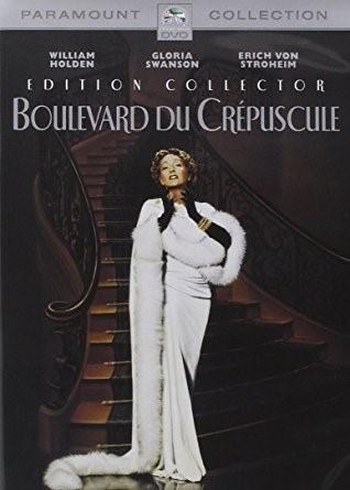 Boulevard du crépuscule / Billy Wilder (réal)   Wilder, Billy ((1906 - 2002)). Metteur en scène ou réalisateur. Scénariste