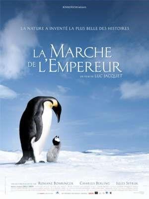 La marche de l'Empereur / Luc Jacquet (réal)   Jacquet, Luc. Metteur en scène ou réalisateur. Scénariste