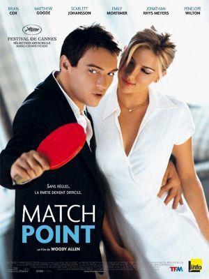 Match Point / Woody Allen (réal)   Allen, Woody ((1935-...)). Monteur. Scénariste