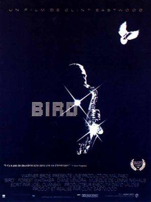 Bird / Clint Eastwood (réal)   Eastwood, Clint ((1930-...)). Metteur en scène ou réalisateur. Producteur