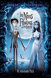 Les noces funèbres / Tim Burton et Mike Johnson (réal) | Burton, Tim ((1958-...)). Metteur en scène ou réalisateur