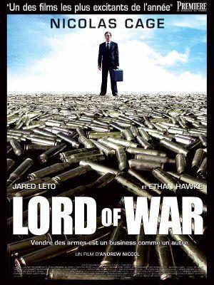 Lord Of War / Andrew Niccol (réal)   Niccol, Andrew. Scénariste. Metteur en scène ou réalisateur