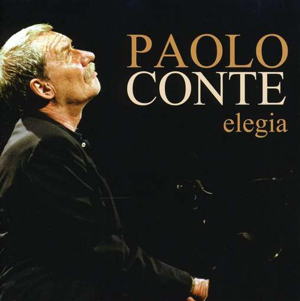 Elegia / Paolo Conte   Conte, Paolo