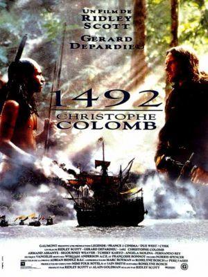 1492 (Mille quatre cent quatre vingt douze) Chistophe Colomb / Riddley Scott (réal) | Scott, Ridley (1939-....). Metteur en scène ou réalisateur