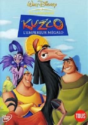 Kuzco, l'empereur Mégalo / Mark Dindal (réal) | Dindal, Mark. Metteur en scène ou réalisateur