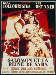 Salomon et la reine de Saba / King Vidor (réal)   King, Vidor. Metteur en scène ou réalisateur