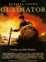 Gladiator / Ridley Scott (réal)   Scott, Ridley (1939-....). Metteur en scène ou réalisateur