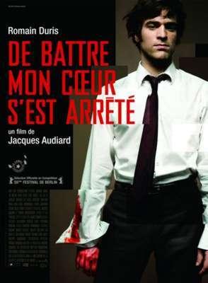 De battre mon coeur s'est arrêté / Jacques Audiard (réal) | Audiard, Jacques. Metteur en scène ou réalisateur. Scénariste