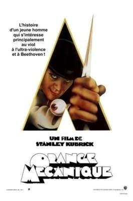 Orange mécanique / Stanley Kubrick (réal)   Kubrick, Stanley. Producteur. Metteur en scène ou réalisateur. Scénariste