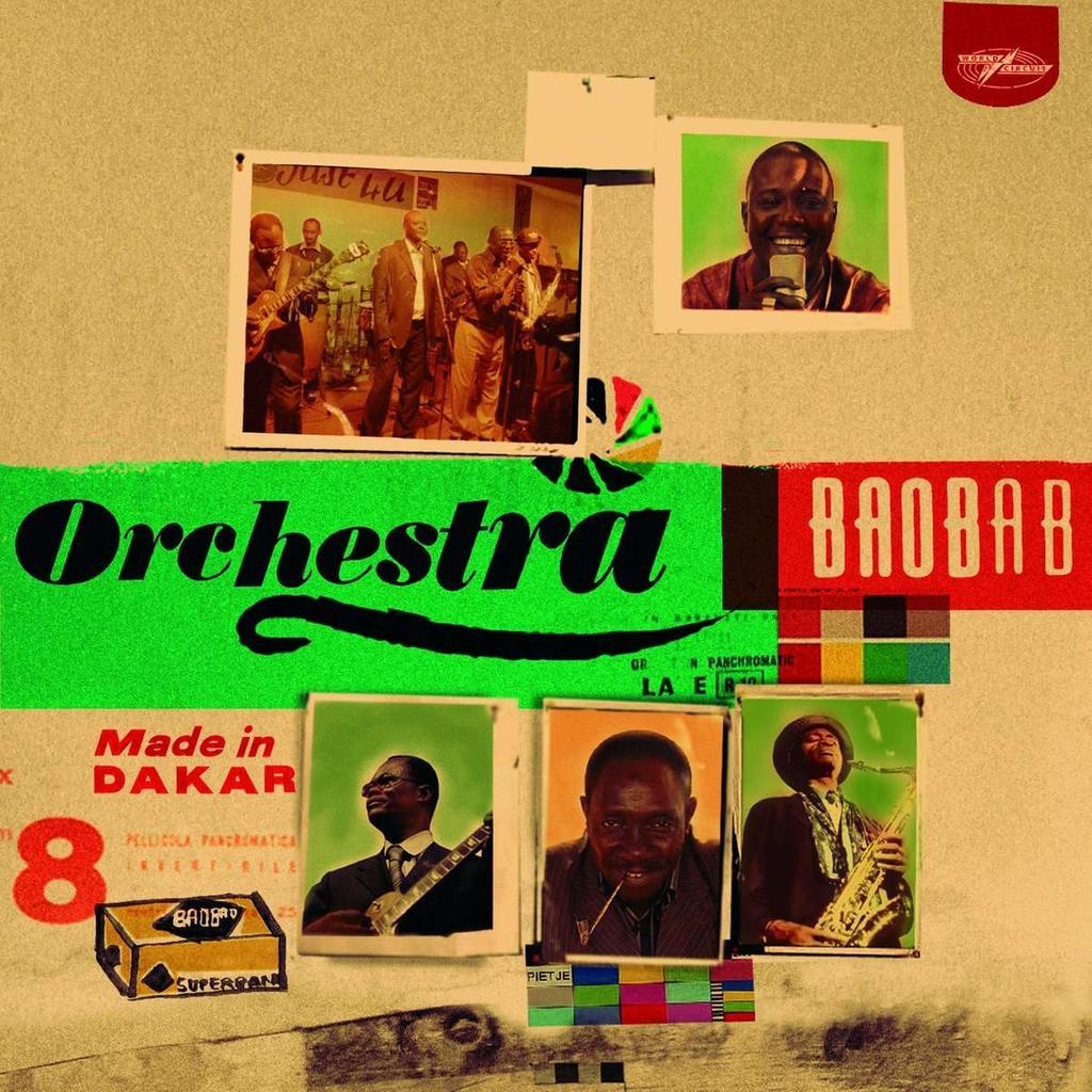 Made in Dakar / Orchestra Baobab | Orchestra Baobab (groupe)