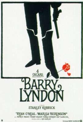 Barry Lyndon / Stanley Kubrick (réal)   Kubrick, Stanley. Metteur en scène ou réalisateur. Scénariste. Producteur