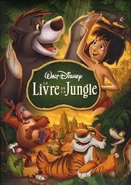 Le livre de la jungle / Walt Disney   Disney, Walt. Auteur