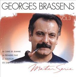 Georges Brassens. Vol. 3 / Georges Brassens | Brassens, Georges