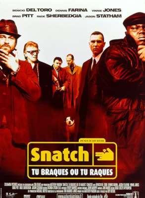 Snatch / Guy Ritchie (réal) | Ritchie, Guy. Metteur en scène ou réalisateur. Scénariste