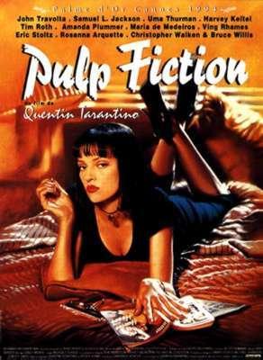 Pulp Fiction / Quentin Tarantino (réal)   Tarantino, Quentin (1963-....). Metteur en scène ou réalisateur. Scénariste