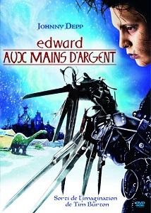 Edward aux mains d'argent / Tim Burton (réal)   Burton, Tim ((1958-...)). Metteur en scène ou réalisateur. Scénariste. Producteur