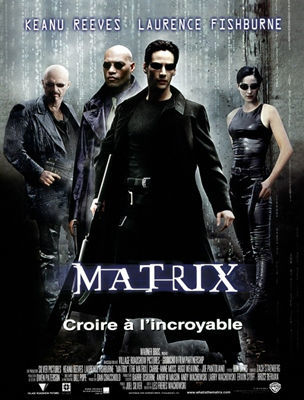Matrix / Andy et Larry Wachowski (réal) | Wachowski, Larry. Metteur en scène ou réalisateur. Scénariste