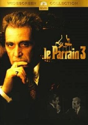 Le Parrain : 3ème partie / Francis Ford Coppola (réal)   Coppola, Francis Ford (1939-....). Metteur en scène ou réalisateur. Scénariste