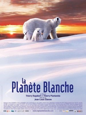 La planète blanche / Thierry Ragobert et Thierry Piatanida (réal)   Ragobert, Thierry. Metteur en scène ou réalisateur