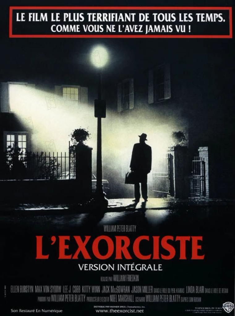 L' exorciste / William Friedkin (réal) | Friedkin, William. Metteur en scène ou réalisateur