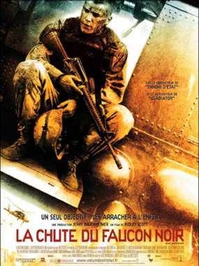 La chute du Faucon Noir / Ridley Scott (réal)   Scott, Ridley (1939-....). Metteur en scène ou réalisateur