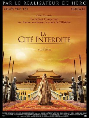La Cité Interdite / Zhang Yimou (réal) | Zhang, Yimou. Metteur en scène ou réalisateur. Scénariste