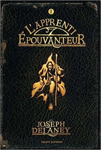 L' Epouvanteur. 1. L' Apprenti épouvanteur / Joseph Delaney   Delaney, Joseph. Auteur