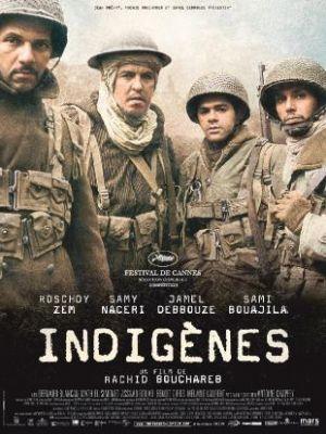 Indigènes / Rachid Bouchareb (réal) | Bouchareb, Rachid. Metteur en scène ou réalisateur. Scénariste