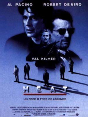 Heat / Michael Mann (réal)   Mann, Michael. Metteur en scène ou réalisateur. Scénariste
