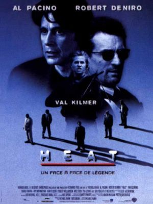 Heat / Michael Mann (réal) | Mann, Michael. Metteur en scène ou réalisateur. Scénariste