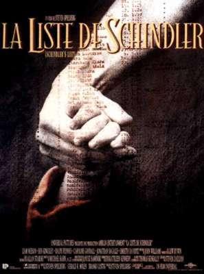 La liste de Schindler / Steven Spielberg (réal)   Spielberg, Steven (1946-....). Metteur en scène ou réalisateur