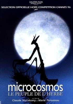 Microcosmos, le peuple de l'herbe / Claude Nuridsany et Marie Pérennou (réal)   Nuridsany, Claude. Metteur en scène ou réalisateur