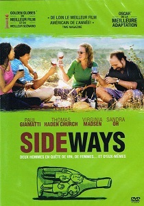 SideWays / Alexander Payne (réal)   Payne, Alexander (1961-....). Metteur en scène ou réalisateur