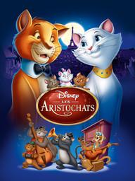 Les aristochats / Walt Disney   Disney, Walt. Auteur