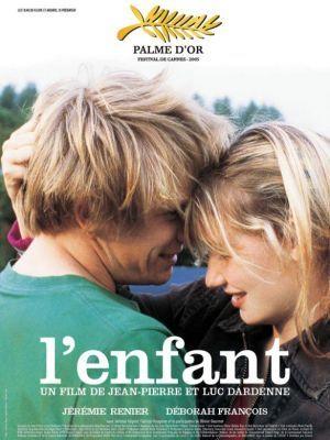 L' enfant / Jean-Pierre et Luc Dardenne (réal) | Dardenne, Jean-Pierre. Monteur. Scénariste