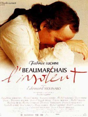 Beaumarchais l'insolent / Edouard Molinaro (réal)   Molinaro, Edouard. Metteur en scène ou réalisateur. Scénariste