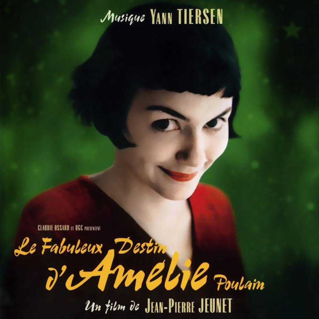 Le fabuleux destin d'Amélie Poulain / Musique de Yann Tiersen   Tiersen, Yann (( 1970 - ...)). Artiste