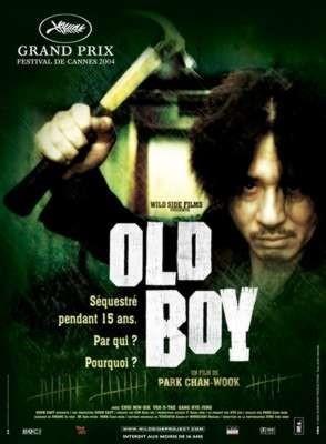 Old Boy / Park Chan-Wook (réal)   Chan-Wook, Park. Metteur en scène ou réalisateur. Scénariste