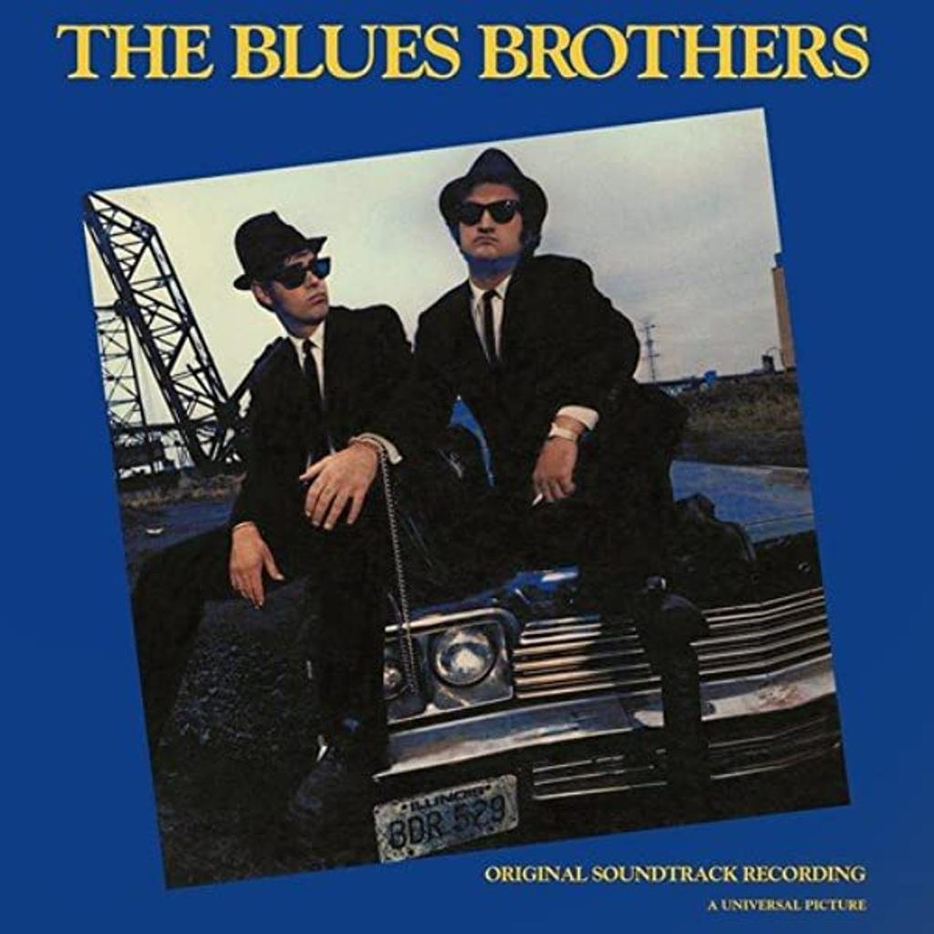 The Blues Brothers / The Blues Brothers   Charles, Ray. Artiste