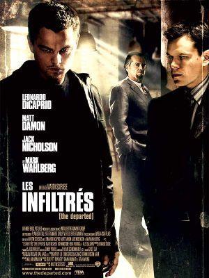 Les infiltrés / Martin Scorsese (réal)   Scorsese, Martin (1942-....). Metteur en scène ou réalisateur. Producteur