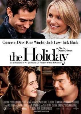 The Holiday / Nancy Meyers (réal)   Meyers, Nancy. Metteur en scène ou réalisateur. Scénariste