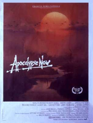 Apocalypse Now / Francis Ford Coppola (réal) | Coppola, Francis Ford (1939-....). Metteur en scène ou réalisateur. Scénariste. Compositeur