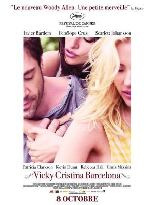 Vicky Cristina Barcelona / Woody Allen (réal) | Allen, Woody ((1935-...)). Metteur en scène ou réalisateur. Scénariste