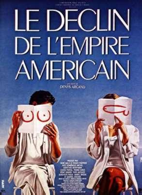 Le déclin de l'empire Américain / Denys Arcand (réal)   Arcand, Denys. Metteur en scène ou réalisateur. Scénariste