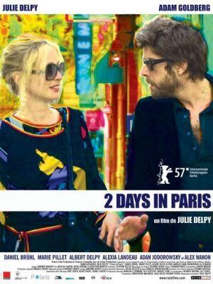 2 Days In Paris / Julie Delpy (réal)   Delpy, Julie. Metteur en scène ou réalisateur. Acteur. Scénariste. Compositeur