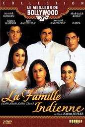 La famille indienne / Karan Johar (réal)   Johar, Karan. Metteur en scène ou réalisateur. Scénariste