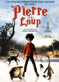 Pierre et le loup / Sergueï Prokofiev   Prokofiev, Sergueï Sergueevitch. Auteur